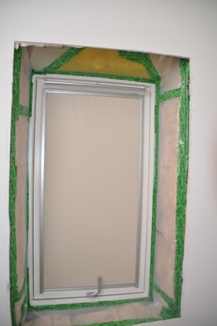 Dachfenster von Velux nachträglich in der Dachschräge einbauen
