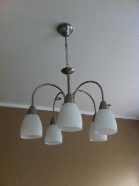 Deckenlampe hängend: Moderne Kronleuchter