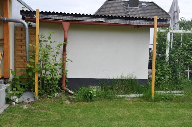 Sichtschutz Rankgitter Aus Holz Für Den Garten Selber Bauen