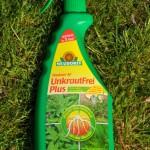 Aus dem Baumarkt: Unkrautvernichtungsmittel mit sofort Wirkung