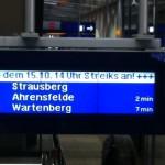 S-bahn-Streik in Berlin trifft alle Pendler aus dem Umland