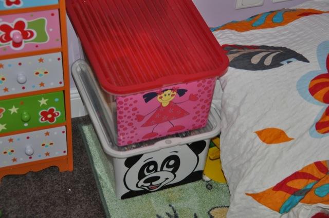 Aufbewahrungsbox und Kisten Kinder und deren Spielzeug
