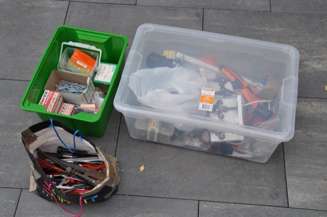 Aufbewahrungsbox für Werkzeug