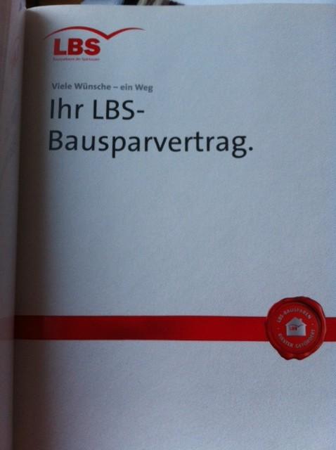 LBS-Bausparvertrag für die Kinder