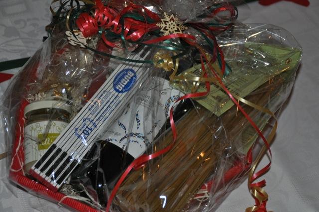 Geschenkkorb für den Bauherr - von unserer Baufirma Budig