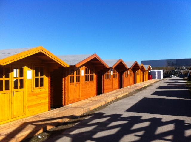 Strandhaus oder Gartenhaus?