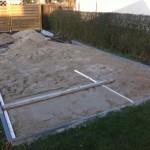 Untergrund & Fundament beim Terrasse selber bauen