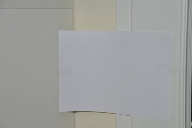 Farbton Lucca Magnolia im Vergleich mit weiss und Vanille