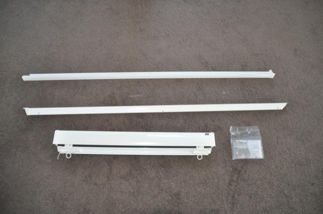 Bausatz: Verdunkelungsrollo für Velux Dachfenster