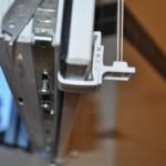 Fenster-Verriegelung - Pilzverzapfung als Fenstersicherung