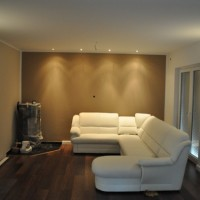 Planung Licht & Anzahl der Lampen für die Beleuchtung im Wohnzimmer