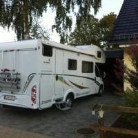 Wohnmobil = Urlaub in der eigenen Wohnung – aber unterwegs