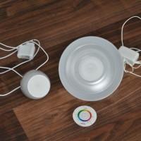 Stimmungslicht fürs Wohnzimmer – Test der Farbwechsel-Lampen Philips Living-Colors