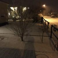 Juchhé – Der erste Schnee. Kleine Winter-Impression 2015