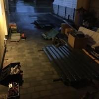 Ablauf Zaunbau: Aufbau & Montage Zaun und Tor