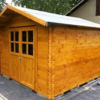 Abbau & Wieder-Aufbau Gartenhaus aus Holz – Ein Erfahrungsbericht