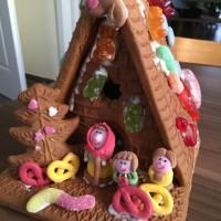Ein neues Haus so kurz vor Weihnachten