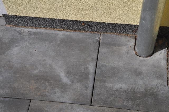 Gut gemocht Kalkausblühungen auf Terrassenplatten – Hilft Salzsäure gegen RP34
