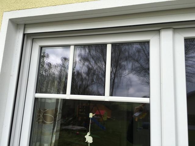 Fenstersprossen nachträglich anbringen