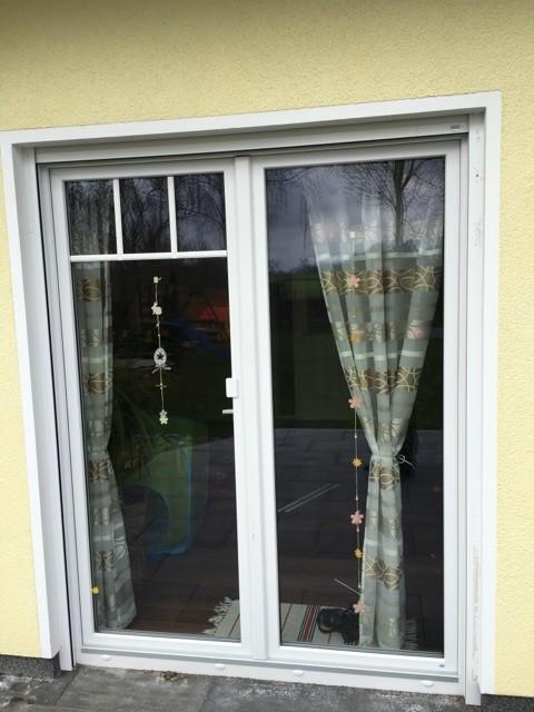 Terrassentür: Fenstersprossen nachträglich anbringen