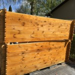 Gartenhaus aus Holz abbauen? Einzelne Bretter oder im Block?