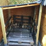 Schleppdach fürs Gartenhaus selber bauen
