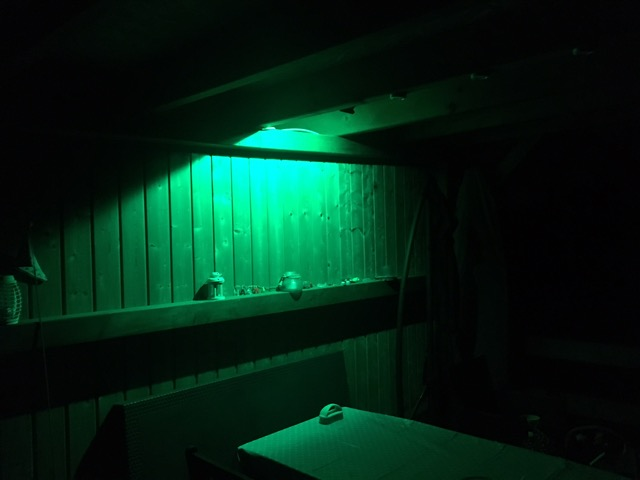 Flood RF-10 - Outdoor-Farbwechsel-Lampe dimmbare Außenlampe