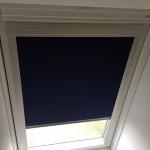 Dachfenster-Rollo als Hitzeschutz
