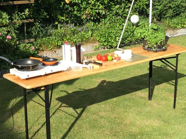 Outdoorküche Garten Jobs : Outdoorküche für den sommer haus und garten mittelbayerische