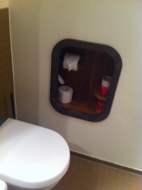 das kleinste bad der welt badezimmer mit  qm dusche