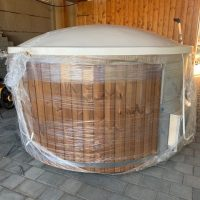 Badefass im Garten – Hersteller, Ausstattung, Zubehör, Kosten