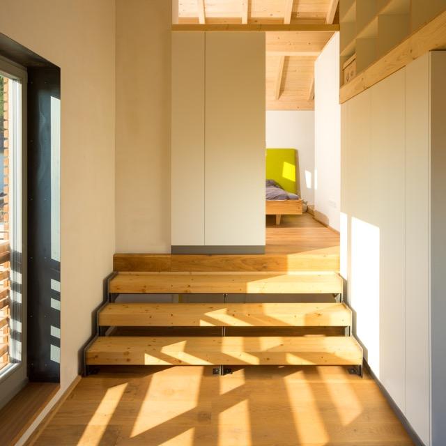 Nachhaltiger Hausbau - Holzhaus