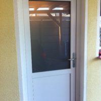 Nebeneingangstür im Einfamilienhaus – Erfahrungsbericht Nebeneingang im HWR