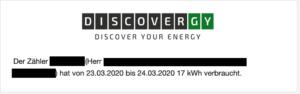 Smart-Meter: Stromverbrauch überwachen mittels Push-Nachricht